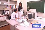 Hitomi Tanaka. Office orgy.