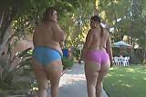 BBW Threesome Victoria Secret