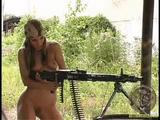 Action Girl - Martina Fox Firepower