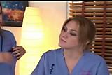 Lesbian Student Nurses Exam Play 2