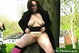 ...  girlfriend Nimues public nudity and exhibitionist walks ...