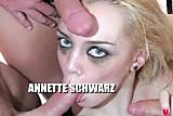 Annette Schwarz - Deepthroat Gangbang (A2A)