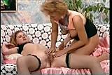 2 Lesbians in German Vintage Movie