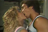 Ginger Lynn & Peter North in  'Wild Weekend' (1984)