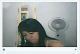 Fifi na web cam 2