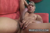 Yago Ribeiro - Beefy Papi Jerking His Fat Yummy Cock