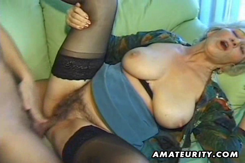 Mature Amateur Old Wife
