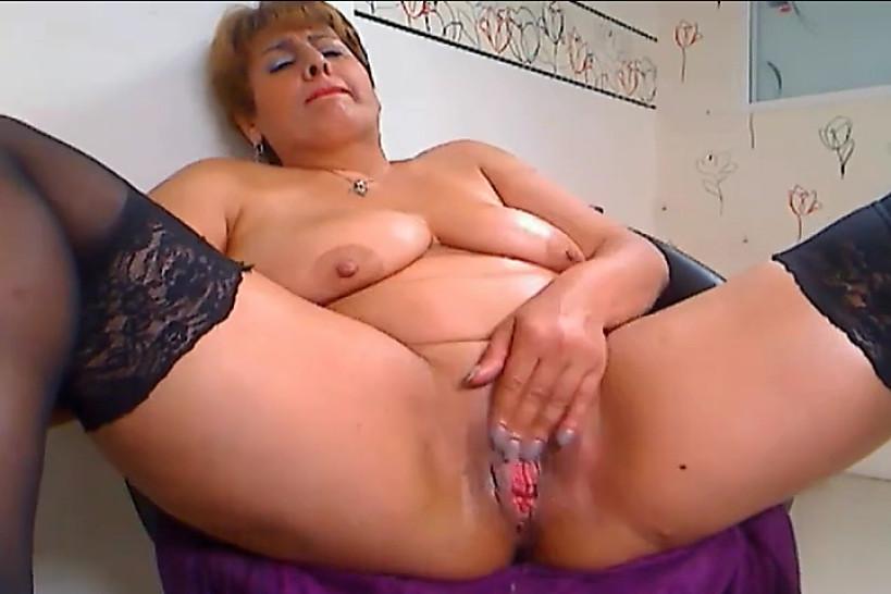 толстушки зрелой порно фистинг