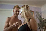 Holly Halston gets cum on her huge tits H.Q.trasgu