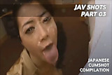 Jav Shots 03 - Japanese Cumshot Compilation