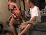 Fart:  Face Farting and Fart Licking With Naughty Holly
