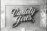 Vintage Strippers Variety Girls