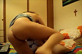 hot chubby cheating wife on real homemade