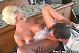 Bride Gets Her Pussy Licked And Sucks Cock