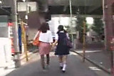 Good friend mother and girl take a bus 5
