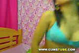 Hot Latin Teen Naked On Her Webcam