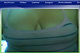 milf boobs msn cam