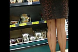 Seamed stockings 26
