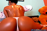 No sound: Bronzed Phat Ass Goddess