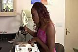 Ebony Star Miss Platinum in Pretty Ass Sistas #10