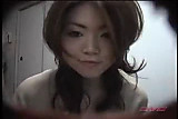 Japanese girl alone at home 08  ...