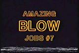 Classic blowjob cumpilation