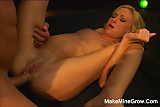 Hot Blonde Hillary Got Anal Fuck And Blowjob