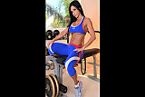 Fitness Babe Straps Her Man view on tnaflix.com tube online.