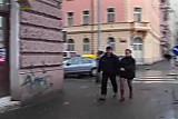 Triangolo a Praga