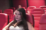 Gangbang At PornCinema