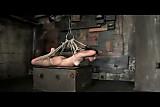 Anal hook bondage