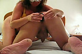 Wife Gives Prostate Exam To Hubby
