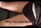 Dirty Schoolgirl Knickers FG09