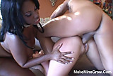 Interracial Sex For Two Hot Bitches 2