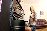 Bethany at Piano