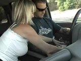 HJ in Car