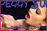 Cumshot Compilation Peggy Sue