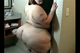 Huge ass bbw interracial shower