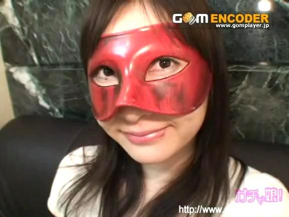 ナイスボディーの仮面お嬢様と生ファック
