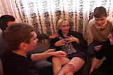 Russian Mature With 4 Boys 266