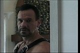 Kinky bitches fuck male slave with big dildo
