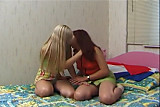 Sexy Young Hairy Lesbian Teens