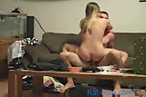 Young teens fucking on the couch
