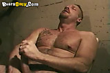 Hot Hairy Older Stud