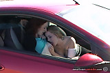 ...  party kissing lesbians flashing outdoors to cameraman