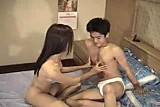 nice young asia cpl have fun