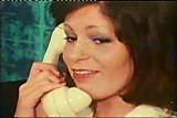 vintage 70s german - Telefon Service - cc79