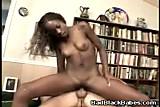 Horny Black Babe