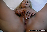 Amateur girlfriend homemade action with cum