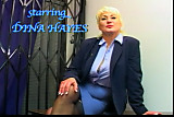 Dana Hayes doubleteamed